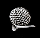 Golf Ball Lapel Pin