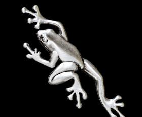 Tree Frog Lapel Pin