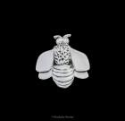 Bumblebee Lapel Pin