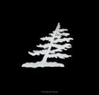Pine Tree Lapel Pin