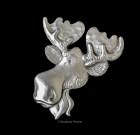 Moose Head Magnet