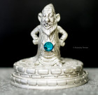 Wisdom Wizard with Birthstone