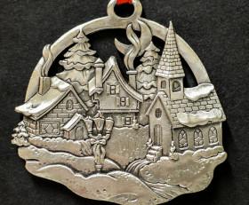 Village Ornament