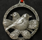Chickadees Ornament