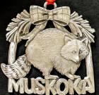 Raccoon Ornament (Muskoka)