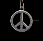 Peace Zipper Pull
