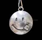 Happy Face Zipper Pull
