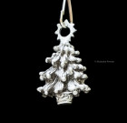 Christmas Tree Zipper Pull