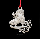 Figure Skate Ornament