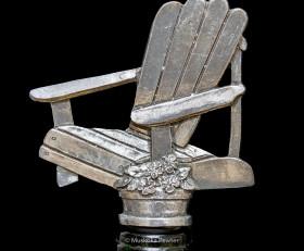 Muskoka Chair Wine Stopper